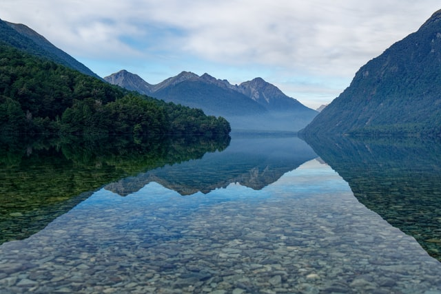 New Zealand Fiordland National Park