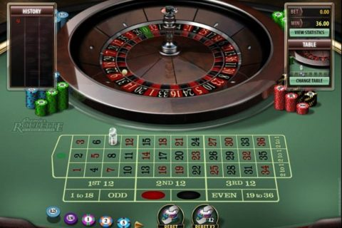 Play Premier Roulette Diamond Edition slot