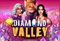 Diamond Valley Pro (Online Pokie) (Playtech) Logo