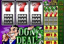 Don Deal (Online Pokie) (Microgaming) Logo