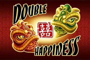 Double Happiness (Online Pokie) (Aristocrat) Logo