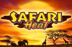 Safari Heat (Online Pokie) (Playtech) Logo