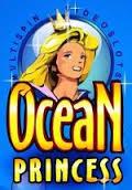 Ocean Princess (Online Pokie) (Playtech) Logo