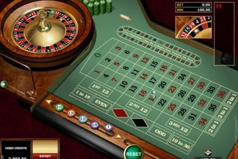 Play European Roulette Gold Series slot