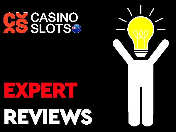 expert reviews from casinoslots