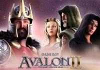 Avalon II slot game logo