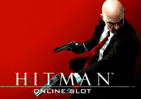 Hitman (Online Pokie) (Microgaming) Logo