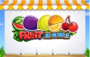 Fruit Shop (Online Pokie) (NetEnt) Logo
