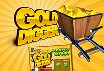 Play Gold Digger slot