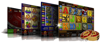 how play online slots