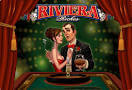 Riviera Riches (Online Pokie) (Microgaming) Logo