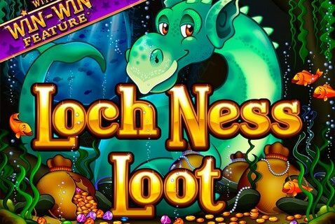 Loch Ness Loot (Online Pokie) (Realtime Gaming) Logo