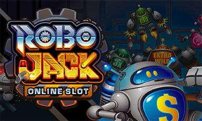 Robo Jack slot game logo