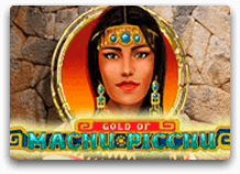 Gold Of Machu Picchu (Online Pokie) (Microgaming) Logo