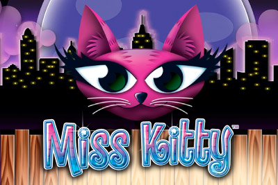 Miss Kitty (Online Pokie) (Aristocrat) Logo