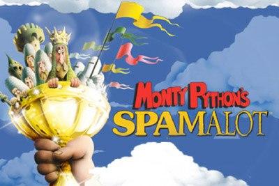 Spamalot (Online Pokie) (Playtech) Logo