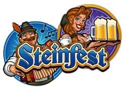 Steinfest (Online Pokie) (Microgaming) Logo