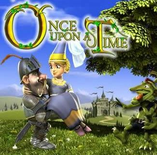 Once Upon a Time (Online Pokie) (BetSoft) Logo