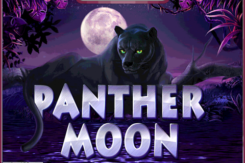 Panther Moon (Online Pokie) (Playtech) Logo