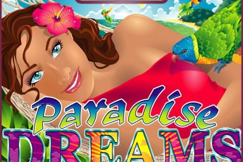 Paradise Dreams (Online Pokie) (Realtime Gaming) Logo