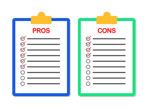casinoslots pros and cons