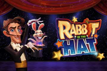 Rabbit in the Hat slot game logo