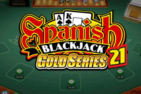 Play Spanish 21 Online Blackjack Gold Series slot