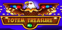 Totem Treasure (Online Pokie) (Microgaming) Logo
