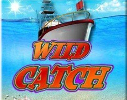 Wild Catch (Online Pokie) (Microgaming) Logo